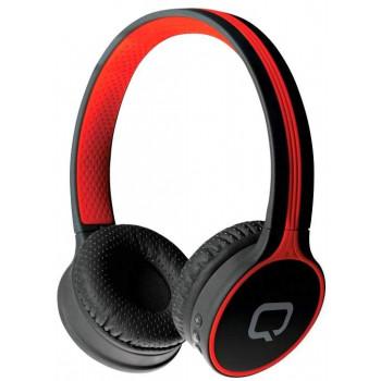 Беспроводные наушники Qumo Accord 3 Pro Black/Red