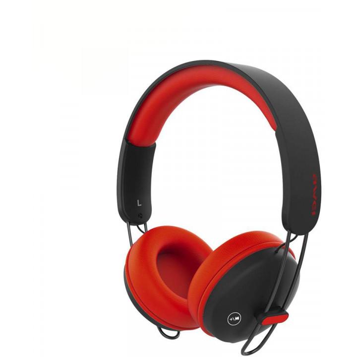 Беспроводные наушники Awei A800BL Red/Black