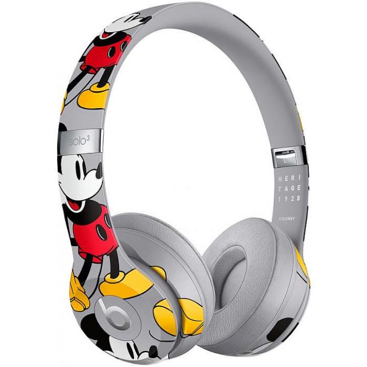Bluetooth-наушники Beats Solo3 MU8X2LL/A Mickey's 90th Anniversary