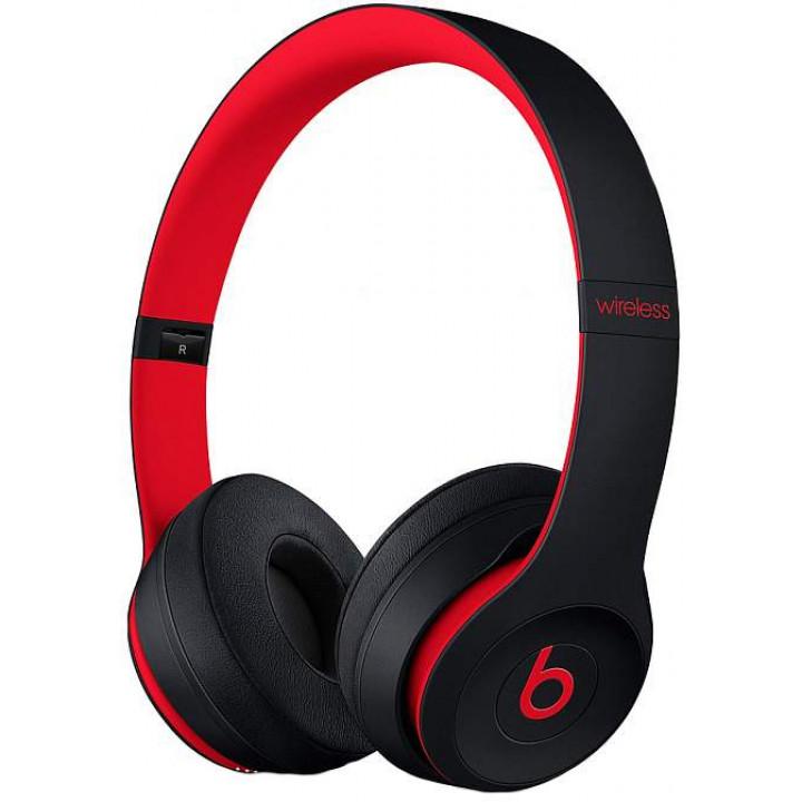 Bluetooth-наушники Beats Solo3 MUH52LL/A Black/Red