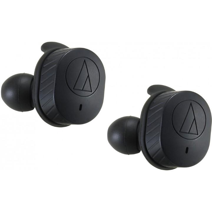 Беспроводные наушники Audio-Technica ATH-SPORT7TW Black