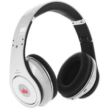 Гарнитура Bluetooth Crown CMBH-9299 WHITE