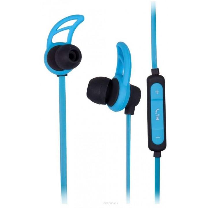 Беспроводные наушники Ritmix RH-400BTH Blue