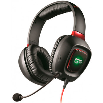 Игровые наушники Creative Sound Blaster 3D Rage Red/Black