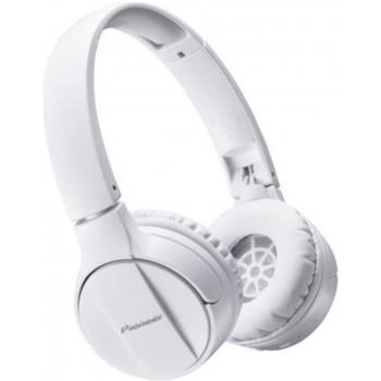 Беспроводные наушники Pioneer SE-MJ553BT White
