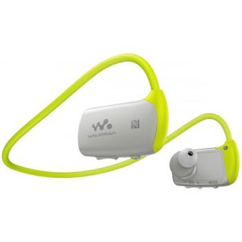 Наушники - Плеер Sony NWZ-WS613/GM