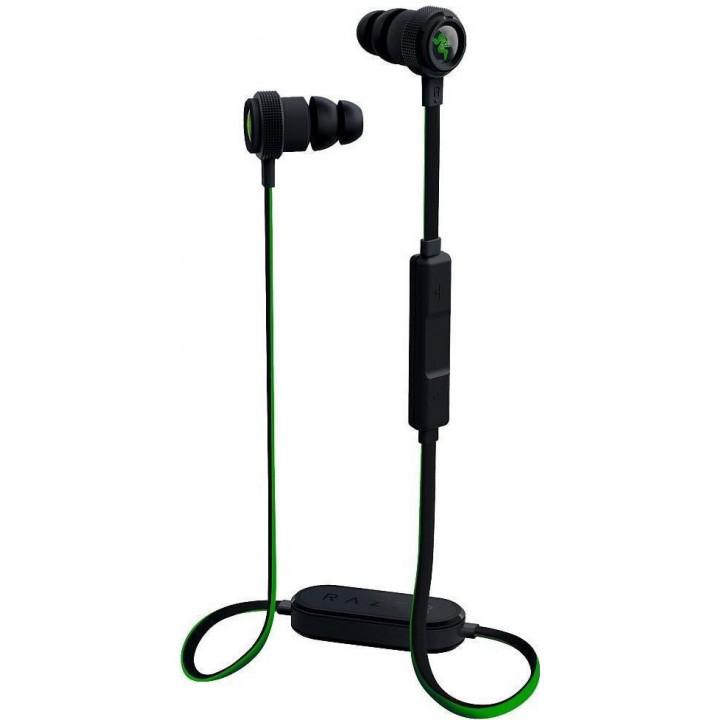 Беспроводные наушники Razer Hammerhead BT Bluetooth Green/Black