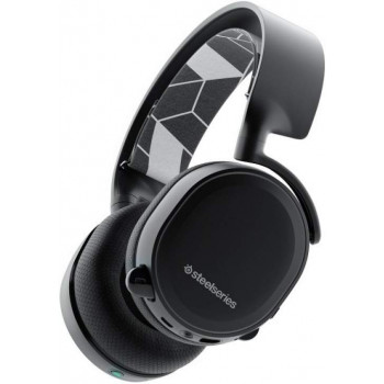 Игровые наушники SteelSeries Arctis 3 Bluetooth Black