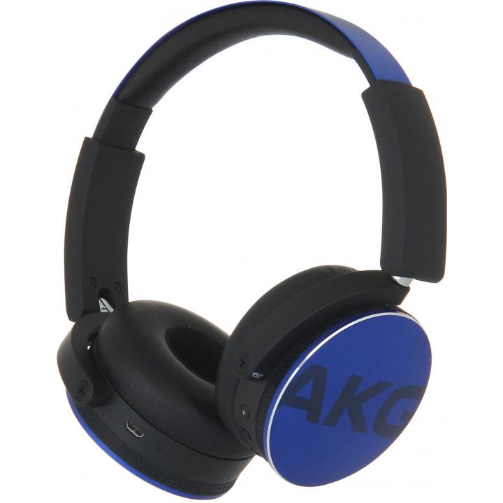 Беспроводные наушники AKG Y50BT Blue