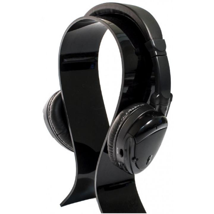Беспроводные наушники AVEL AVS002HP Black