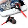 Беспроводные наушники Awei A980BL Black/Red