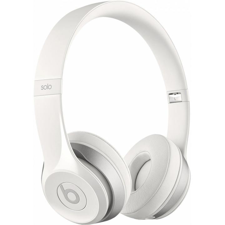 Беспроводные наушники Beats Solo 2 Wireless White