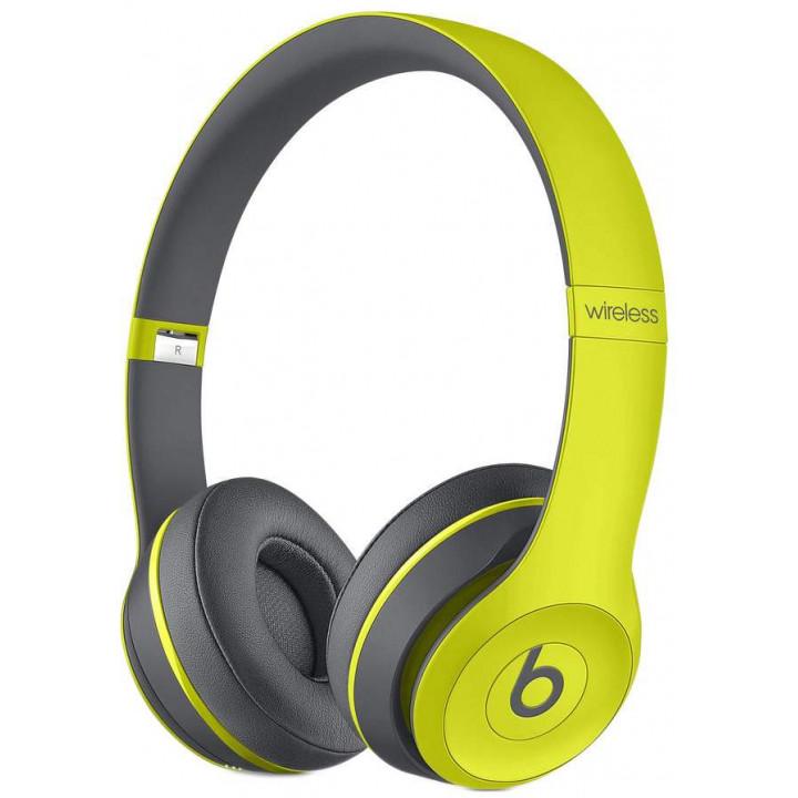 Беспроводные наушники Beats Solo Wireless Yellow