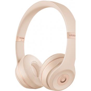 Беспроводные наушники Beats Solo3 Wireless Matte Gold