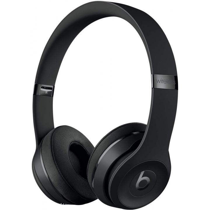 Беспроводные наушники Beats Solo3 Wireless On-Ear Black
