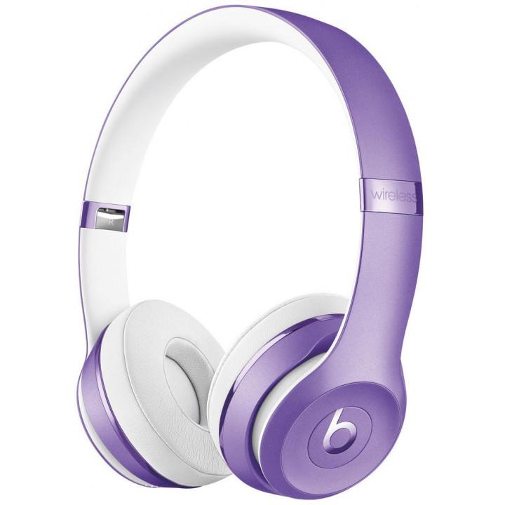 Беспроводные наушники Beats Solo3 Wireless On-Ear Headphones Ultra Violet