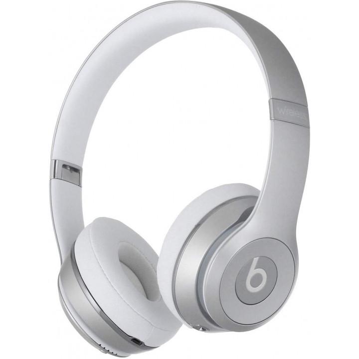 Беспроводные наушники Beats Solo3 Wireless On-Ear Silver