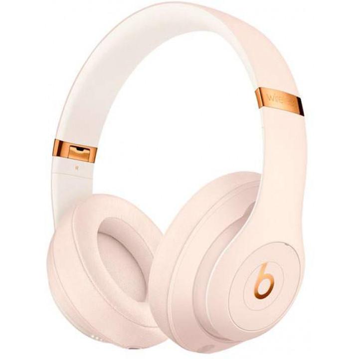 Беспроводные наушники Beats Studio3 Wireless Porcelain Rose
