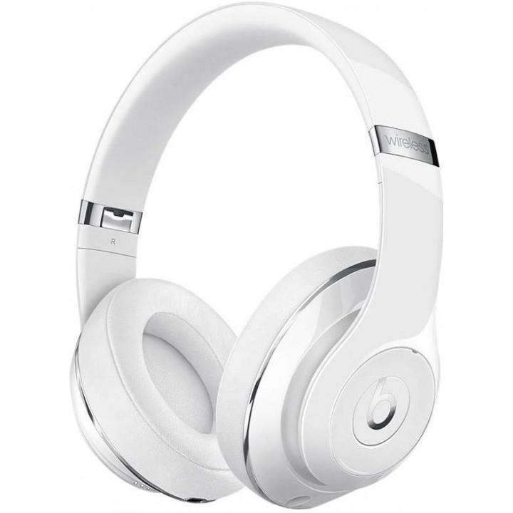 Беспроводные наушники by Dr. Dre Solo2 Wireless Gloss White