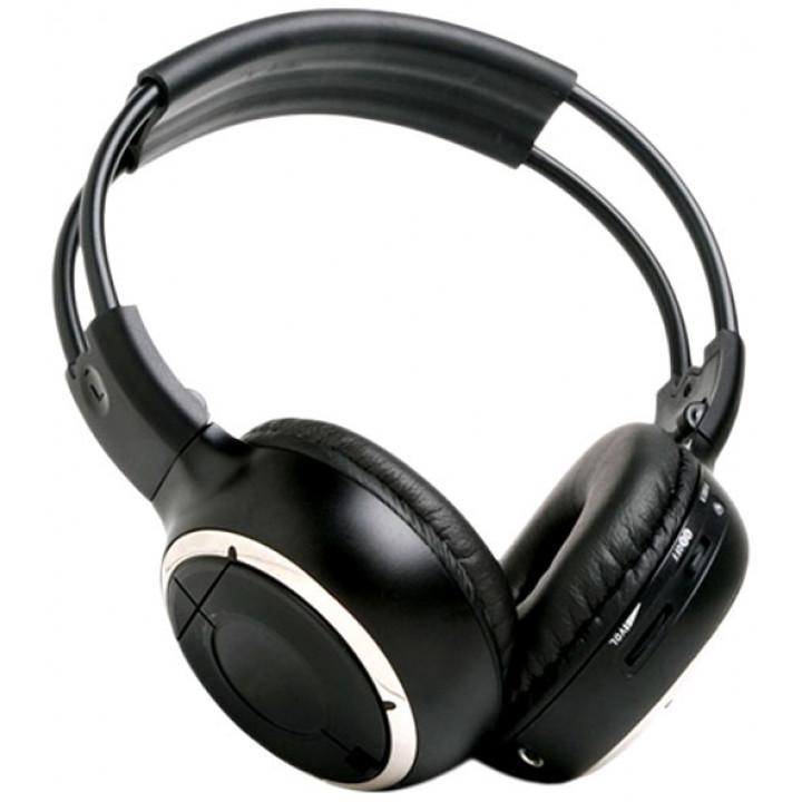Беспроводные наушники ERGO ER901IR Black