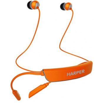 Беспроводные наушники Harper HB-309 Orange