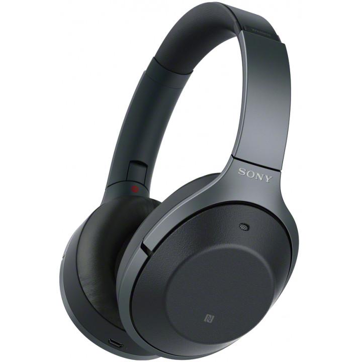 Беспроводные наушники Sony WH-1000XM2 Black