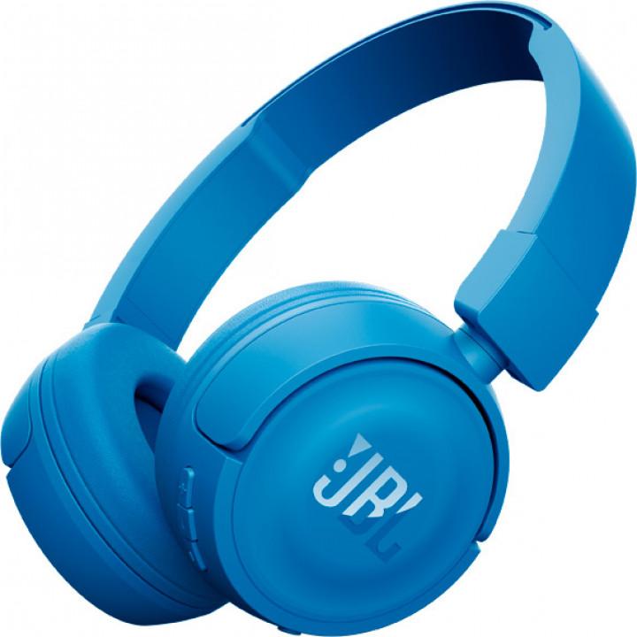 Беспроводные наушники JBL T460 Blue