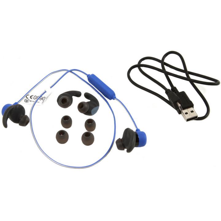 Беспроводные наушники JBL Reflect Mini BT Blue