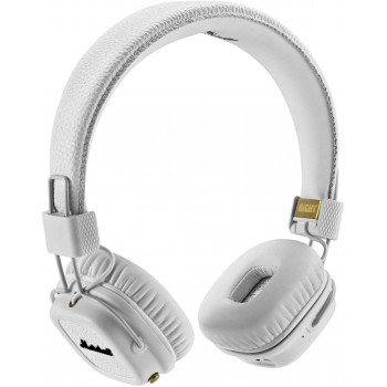 Беспроводные наушники Marshall Major II Bluetooth White