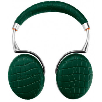 Беспроводные наушники Parrot Zik 3 by Philippe Starck Emerald Green Croc