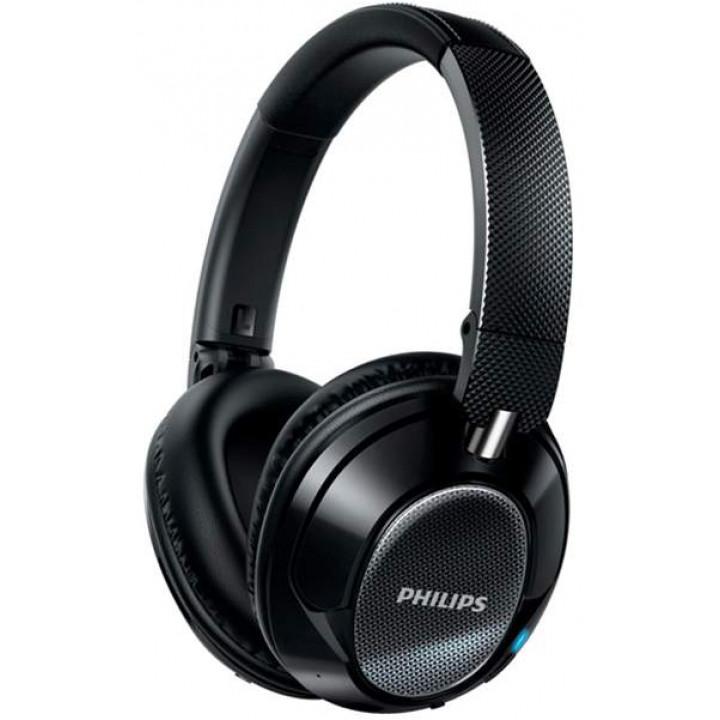 Беспроводные наушники Philips SHB9850NC Black
