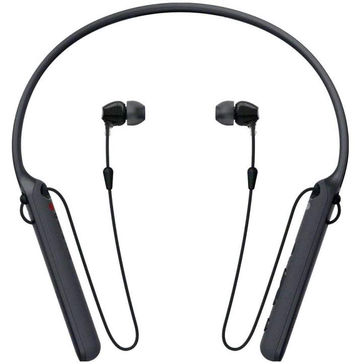 Беспроводные наушники Sony WI-C400/BZ Grey
