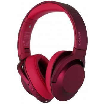 Беспроводные наушники Sony MDR-100 Pink