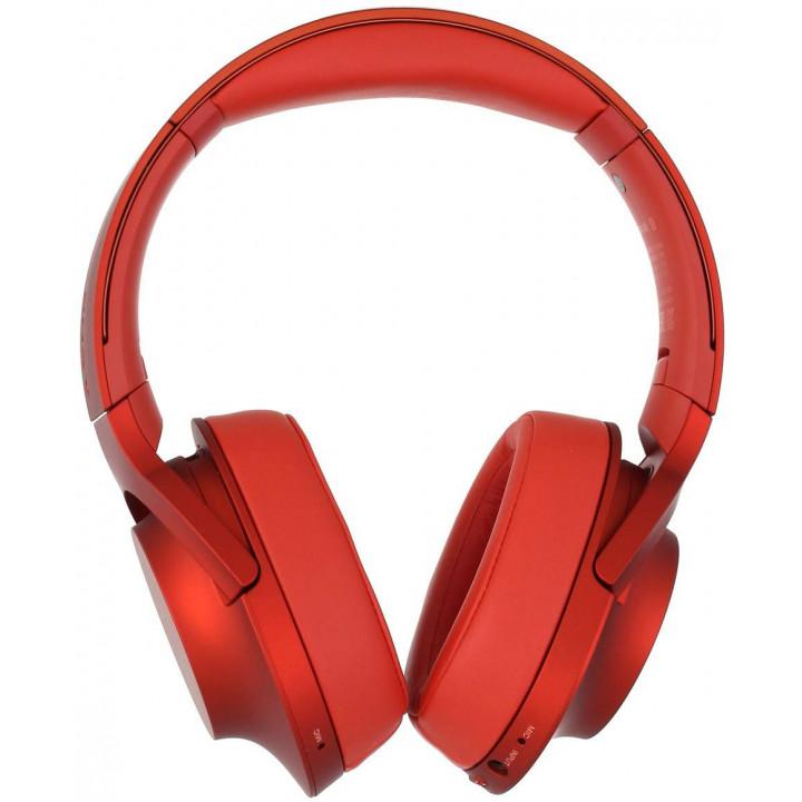 Беспроводные наушники Sony MDR-100 Red