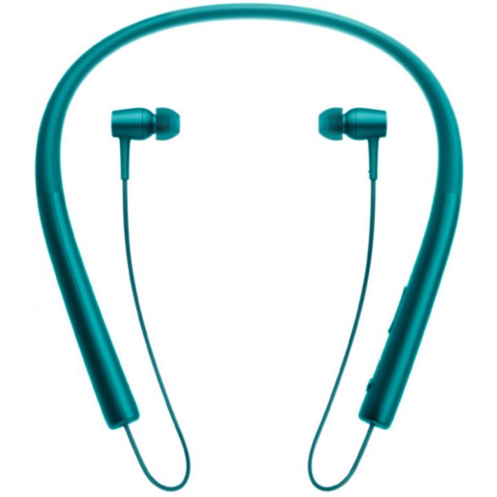 Беспроводные наушники Sony MDR EX750 Blue