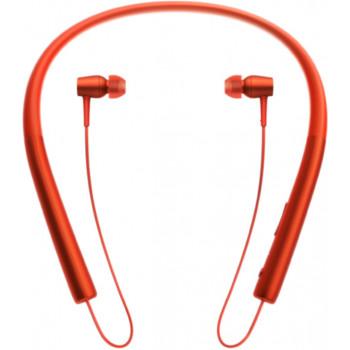Беспроводные наушники Sony MDR EX750 Red