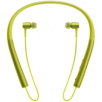 Беспроводные наушники Sony MDR EX750 Yellow