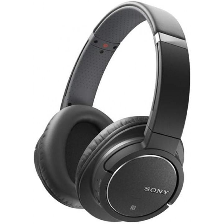 Беспроводные наушники Sony MDRZX770 Black