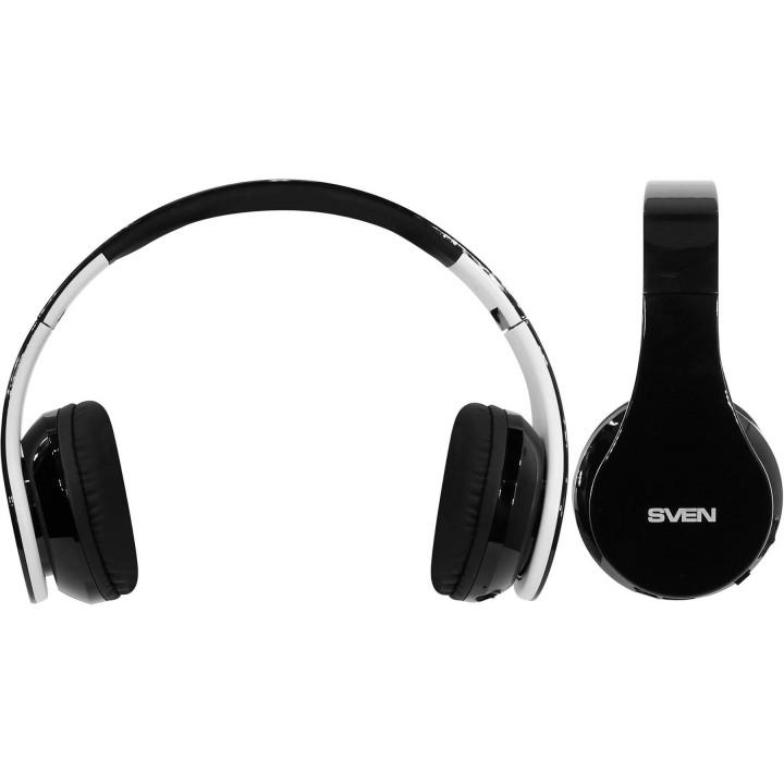 Беспроводные наушники SVEN AP-B450MV Black/White