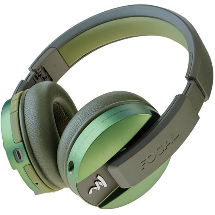 Беспроводные наушники Focal Listen Wireless Chic Olive