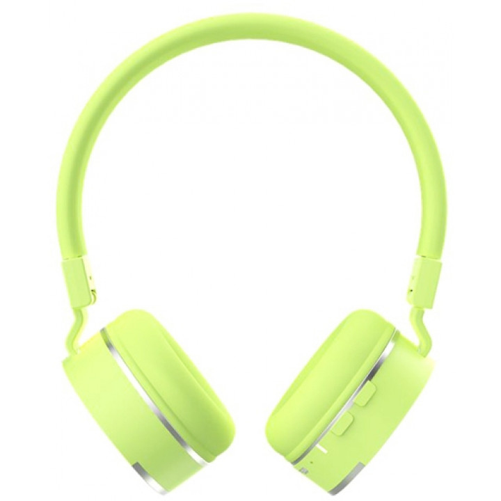 Беспроводные наушники Gorsun E86 Green
