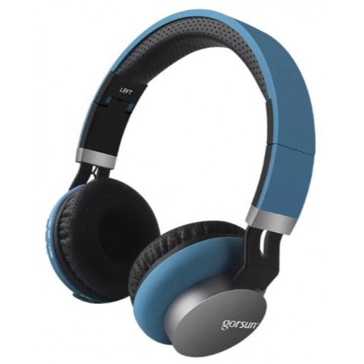 Беспроводные наушники Gorsun E89 Blue
