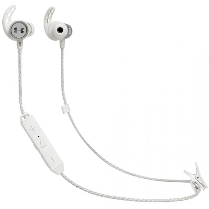 Беспроводные наушники JBL UA Sport Wireless React White