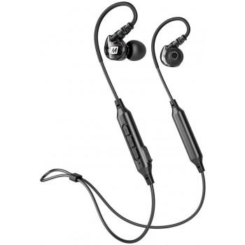 Беспроводные наушники MEE Audio X6 Bluetooth Black