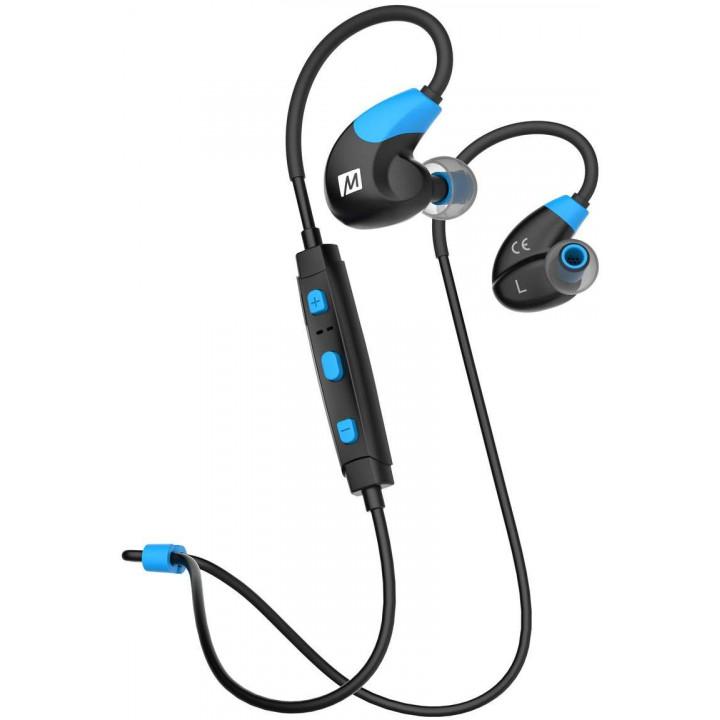 Беспроводные наушники MEE Audio X7 Bluetooth In-Ear Blue\Black