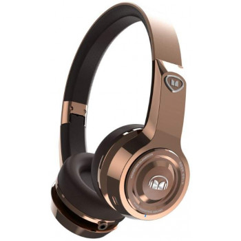 Беспроводные наушники Monster ELEMENTS WIRELESS ON-EAR BT Gold