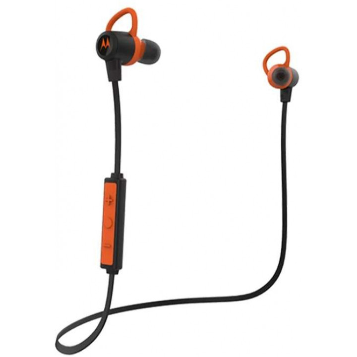 наушники MOTOROLA VERVE LOOP Black/Orange