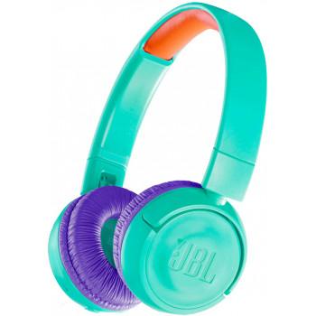 Беспроводные наушники HP JBL JR300 BT Turquoise/Purple