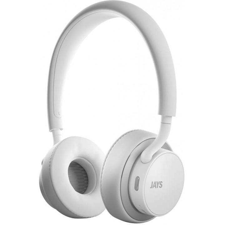 Беспроводные наушники Jays T00183 White