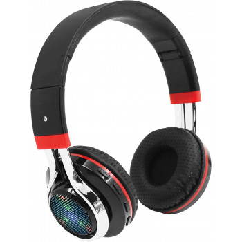 Беспроводные наушники Qumo Freedom Style Red/Black